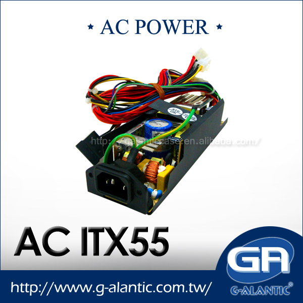 AC-ITX 55W - 55W Open Frame ac dc power supply