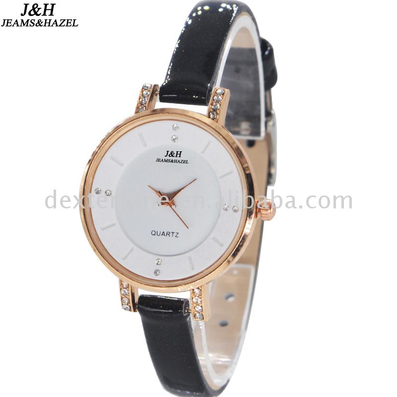 Most popular metal elegant lady watch manufactured in China