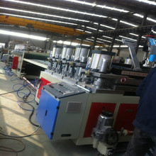 Siemens Motor & Omron Switch/PVC Foam Board Machine/WPC Foam Board Production Line
