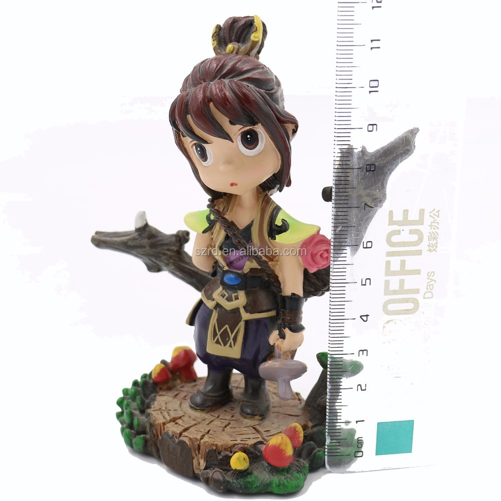 OEM action toys/ custom anime figures/polyresin figurine