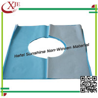 paper disposable toilet seat cover ,travelling personal health care product by certificated
