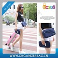 Encai New Design Travel Satchel Shoulder Bags For Passport & Ticket & Cards Holder High Quality Lady Cross Body Bag