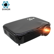 2018 most popular multimedia mini home theater projector 1080p