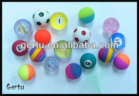 2015 new design cheapest hi bouncing balls Yiwu factory