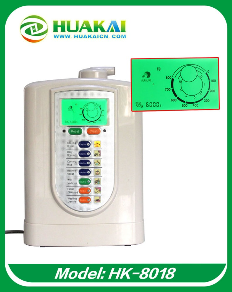 Home Use Hydrogen-Rich Water Ionizer Alkaline Machine For Alkaine Water