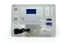 Home Away Arm Disarm Alarm Center Mobile Phone Remote Digital Alarm Keypad System
