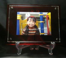 Clear Funny Cheap Color Plastic Handmade 2014 Photo Frame
