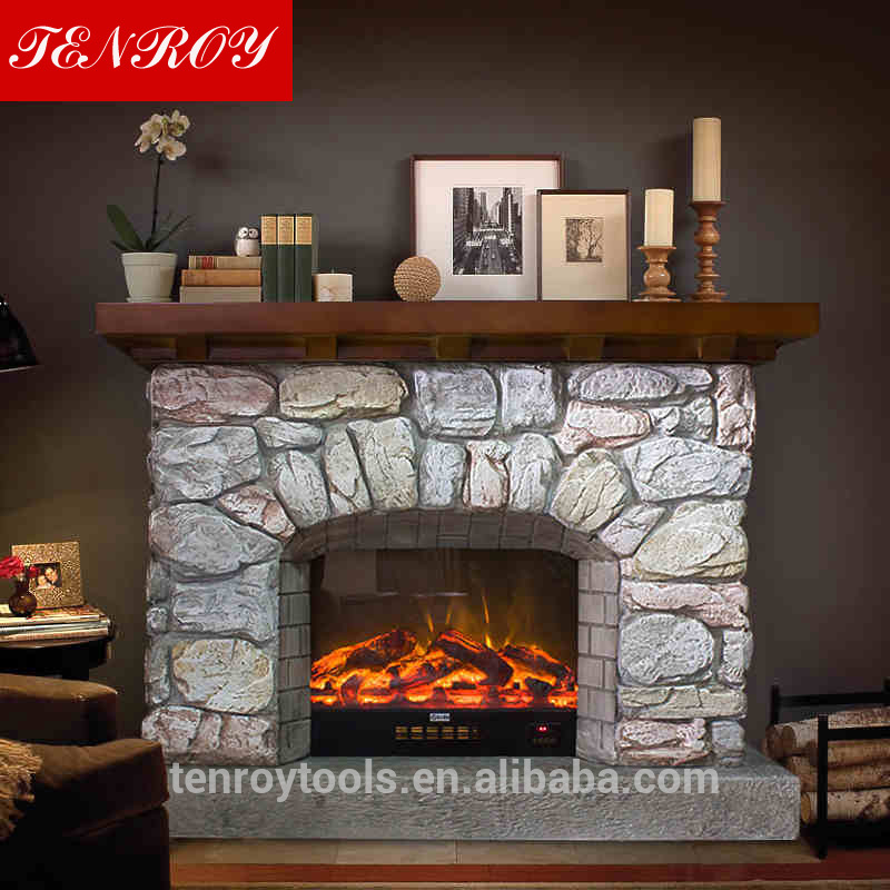 TV stand gas parts fireplace door for wholesales