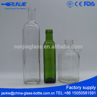 lead free Regular Screw Mouth cooking oil spray bottle