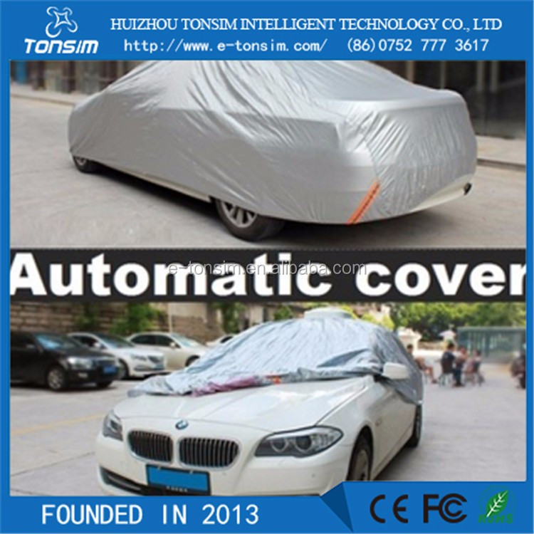 Waterproof and practical non woven fabric SUV wheel cover car cover