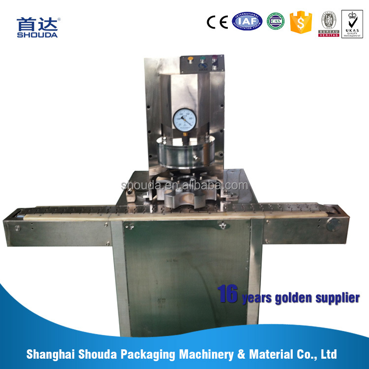 Hot Sale Professional Automatic can seamer machine,used can seamer for wholesales
