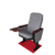 hot sale plastic auditorium chair price school lecture chair with writing pad