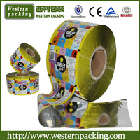 Hot Protective BOPP Thermal Laminated Plastic Packaging Film