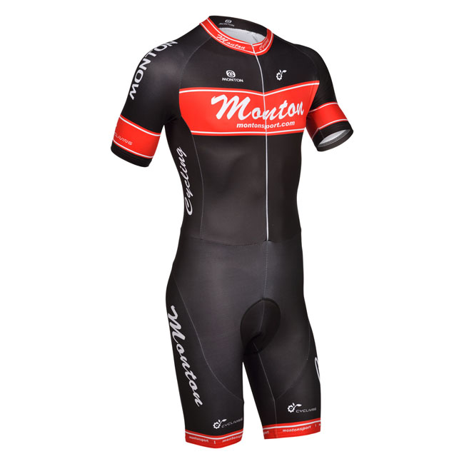 Monton Custom Cycling Skinsuit Compression Cycling Wear