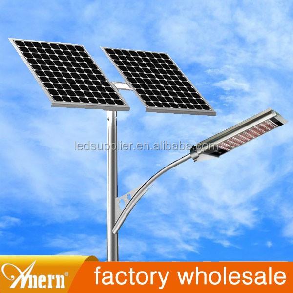 ac90 260v dc12v 24v outdoor solar power led street light