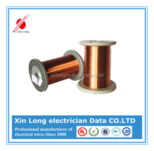 Super copper conductor enamelled welding wire for jewelry wire