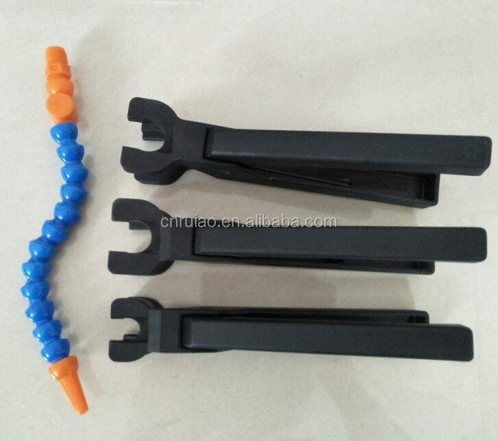 export adjustable flexible cnc coolant hose for machine tools