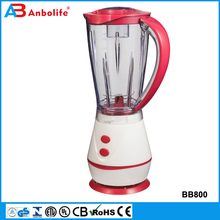 Anbolife new design commerical electric stick blender hand blender sound cover food blender high speed silent