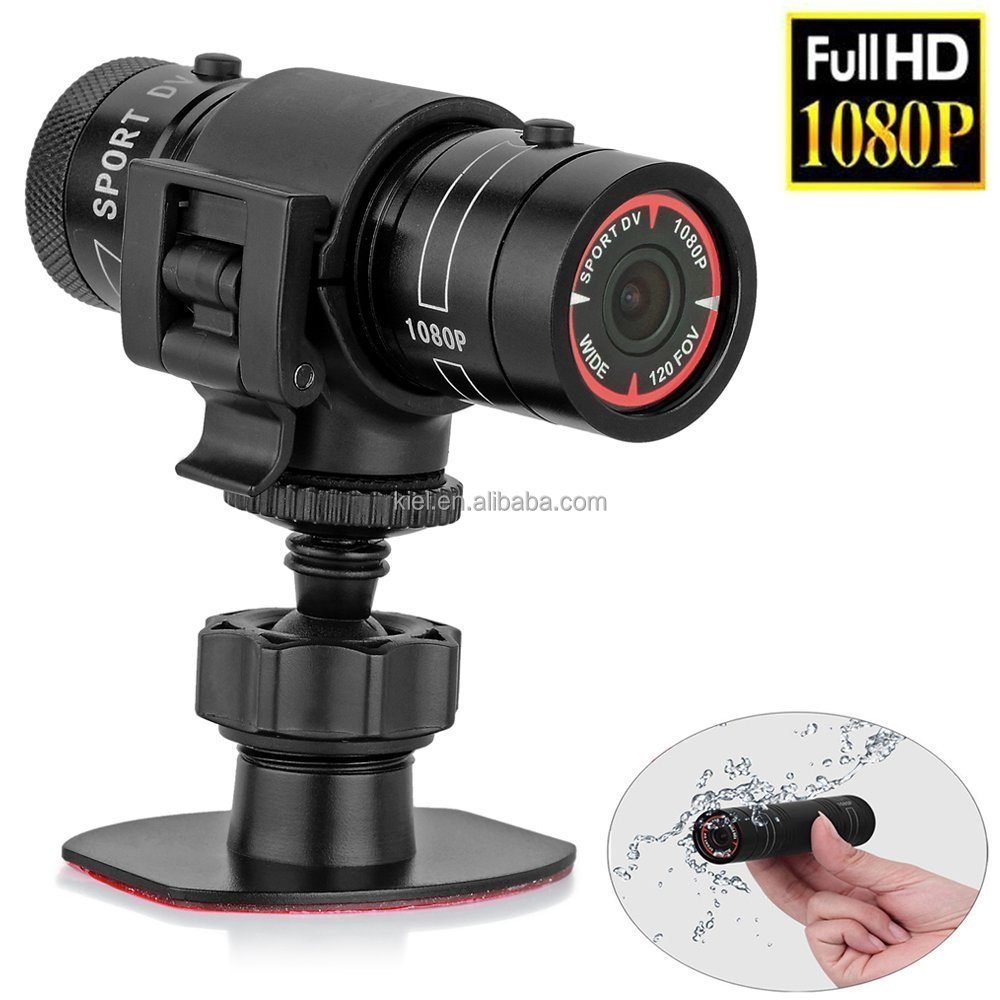 1080P Full HD Action Waterproof Mini Sport Camera Bike Video Camera DVR AVI Video Camcorder Support 32GB TF Card