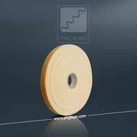 Hot Melt Adhesive Reinforced Single Sided PU Foam Tape in Jumbo Roll