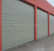 Colorful and Strong roller shutter Roll Up Window Metal Bulletproof Rolling Shutter