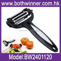 Fruit cutting machine ,H0T013 veggie cutter , spiral vegetable cutter