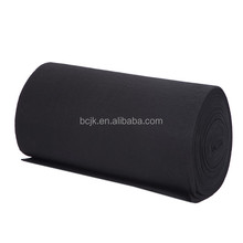 activated carbon filter media roll 2017
