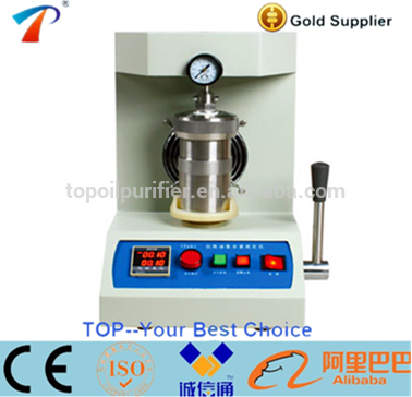 TP388 resistant oil chlorine content analyzer/tester