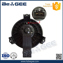 Automatic Temperature Control Interior AC / Heat Motor Blower Fan For Corolla 2013-2009 With OE: 19184662 / 87103-02200 / 87103