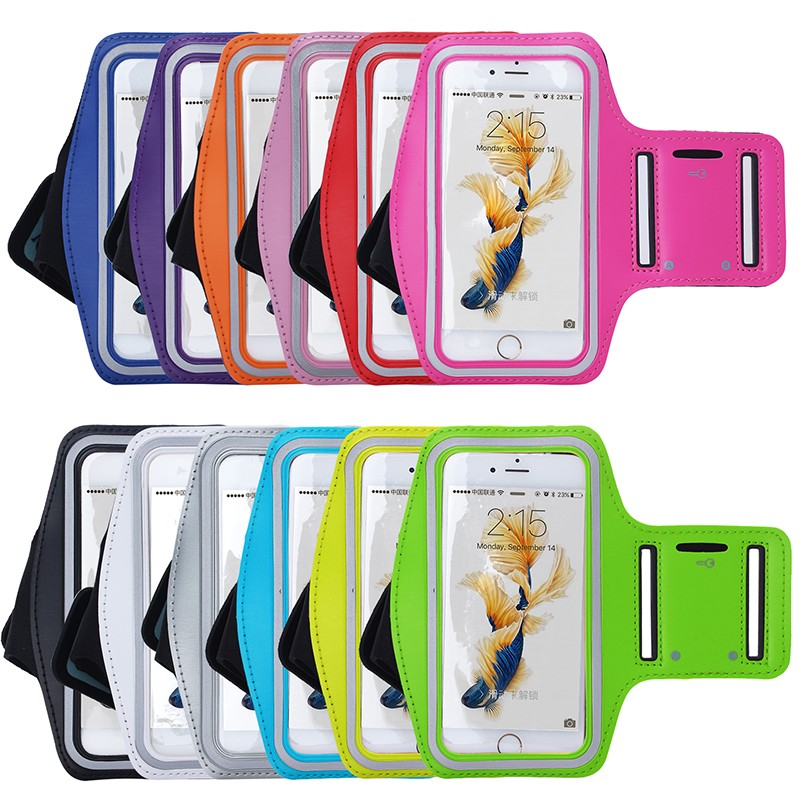 new trending stylish colorful waterproof armband for galaxy s4