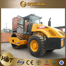 XCMG 14 ton small road rollers XS142J mooring road roller