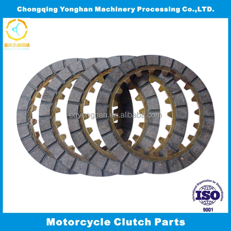 CY80 Suzuki Friction Disc Clutch PlateFor Motorcycle Engine Parts