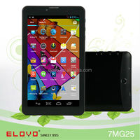 tablet pc 3g sim card slot 7 inch MTK8312 dual sim android 4.2 tablet prices in pakistan