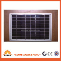 small solar cell module 10W with CE TUV certificates