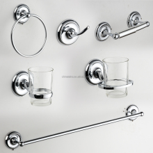 Western Unique Design ZInc Alloy ORB Finishing Wall-Mounted Bathroom Accessories Set