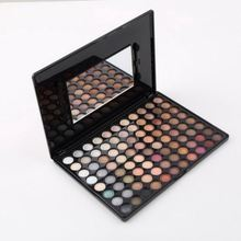 New Professional 88 Colors Warm Palette Eye Shadow Cosmetic makeup Eyeshadow