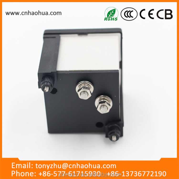 buy wholesale from china ammeter transformator ammeter shunt electronic ammeter