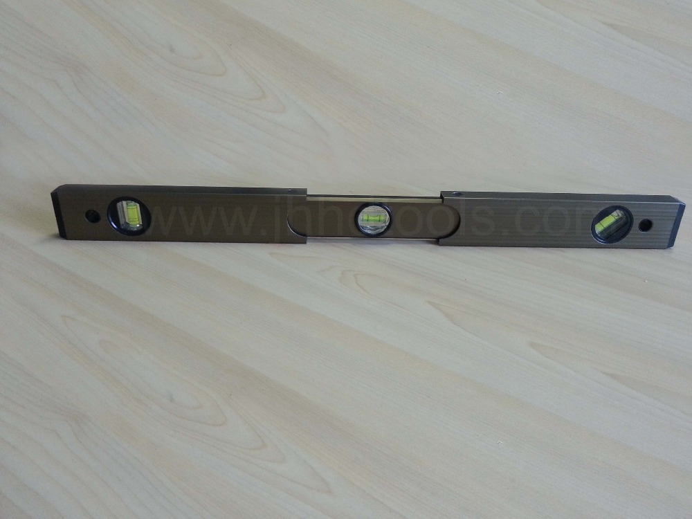 extension aluminum spirit level ,high precision
