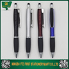 2016 New Arrival Stylus Metal Pen With Rubber Grip