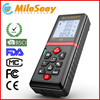 Factory promotion Mileseey S2 40m laser distance meter prices laser level tape measure