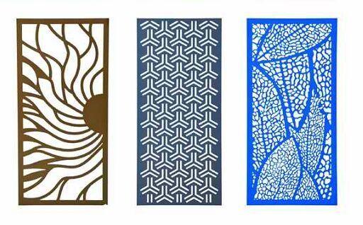 ( interior and exterior)carve decorative metal wall panel/ aluminum metal wall ornaments