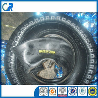 Factory wheelbarrow pneumatic 4.00-8 tyre with tube