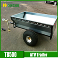 Payload 500kgs ATV tow behind trailer