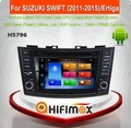 Hifimax Android 6.0 car navigation FOR Suzuki Swift touch screen car radio gps for suzuki swift touch screen car stereo