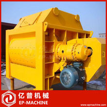 Cheap forced type ready mix JS1500 concrete mixer machine for sale in canada