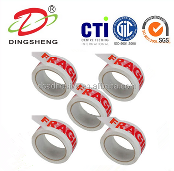 Logo Printed BOPP Carton Sealing Tape Made in China