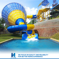 2016 Best Price giant inflatable water slides HS3021