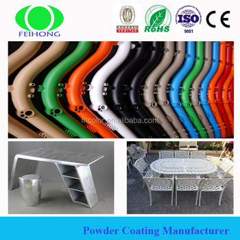 Household Furniture Epoxy Polyester Electrostatic Powder Coating Paint