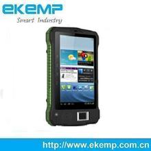 EKEMP High Volume Battery Android Industrial Tablet PC with Finger Print Reader for Warehouse Management