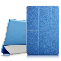 Honeycomb Design Solid Ultra Slim Silicon Skin Case Cover For Apple iPad Pro for Ipadmini PU leather